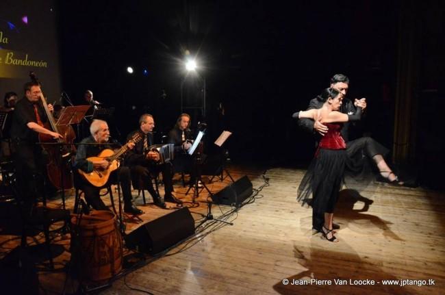 Tango/ Courtesy Jean-Pierre Van Loocke