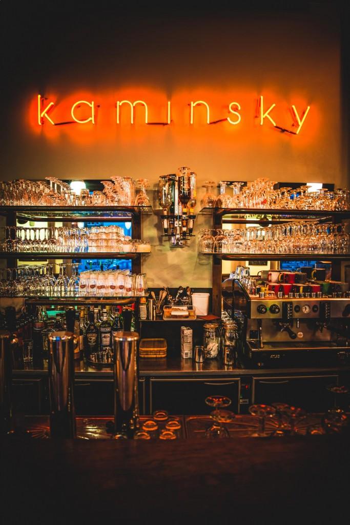 Kaminsky's front bar | Courtesy of Kaminsky