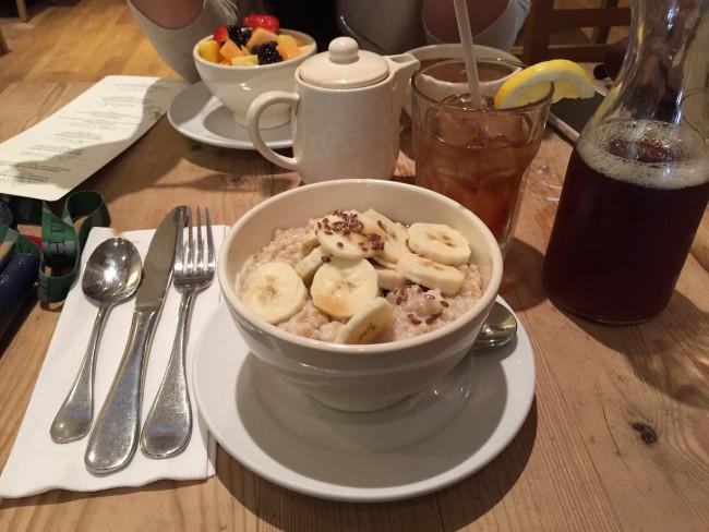 le petit quotidien-organic oatmeal