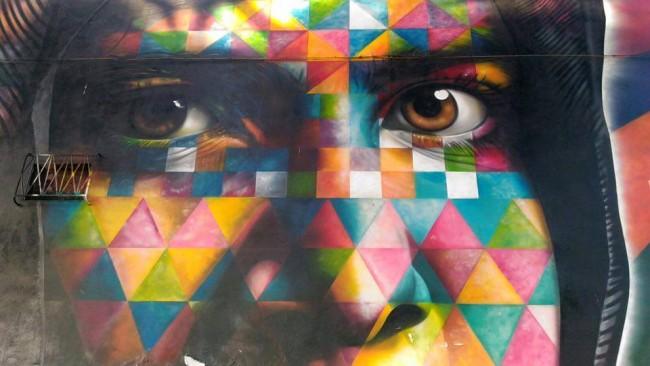 Eduardo Kobra, Malala | Courtesy of Ilaria Ingravalle