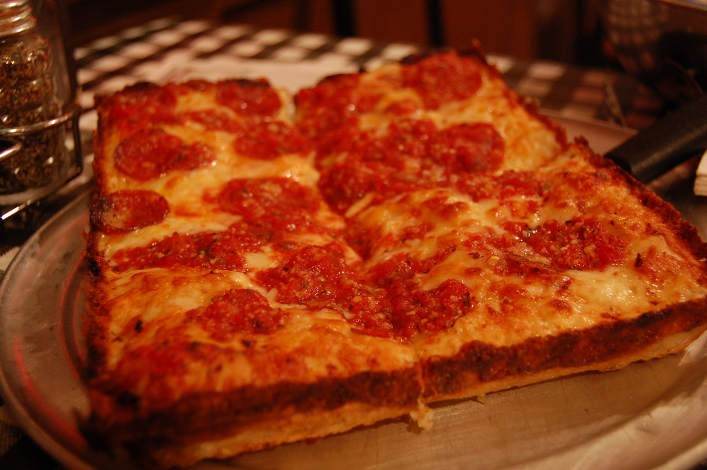 pizza| © stu_spivack/flickr