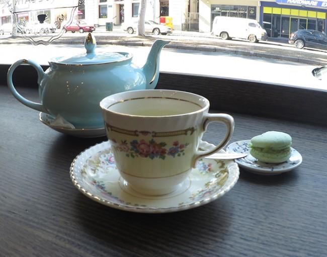 Porcelain Tea Parlour | Erin Leeder