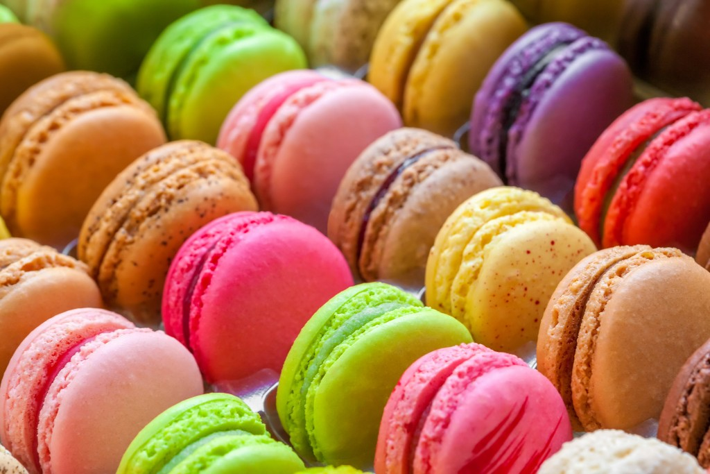 Macarons | © Shutterstock