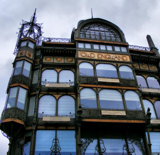 Brussels Musical Instruments Museum | David Spender/Flickr