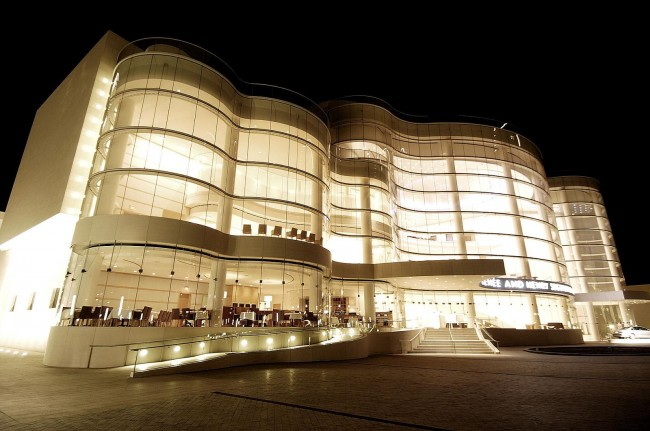 Segerstrom Center © paulkor/Flickr