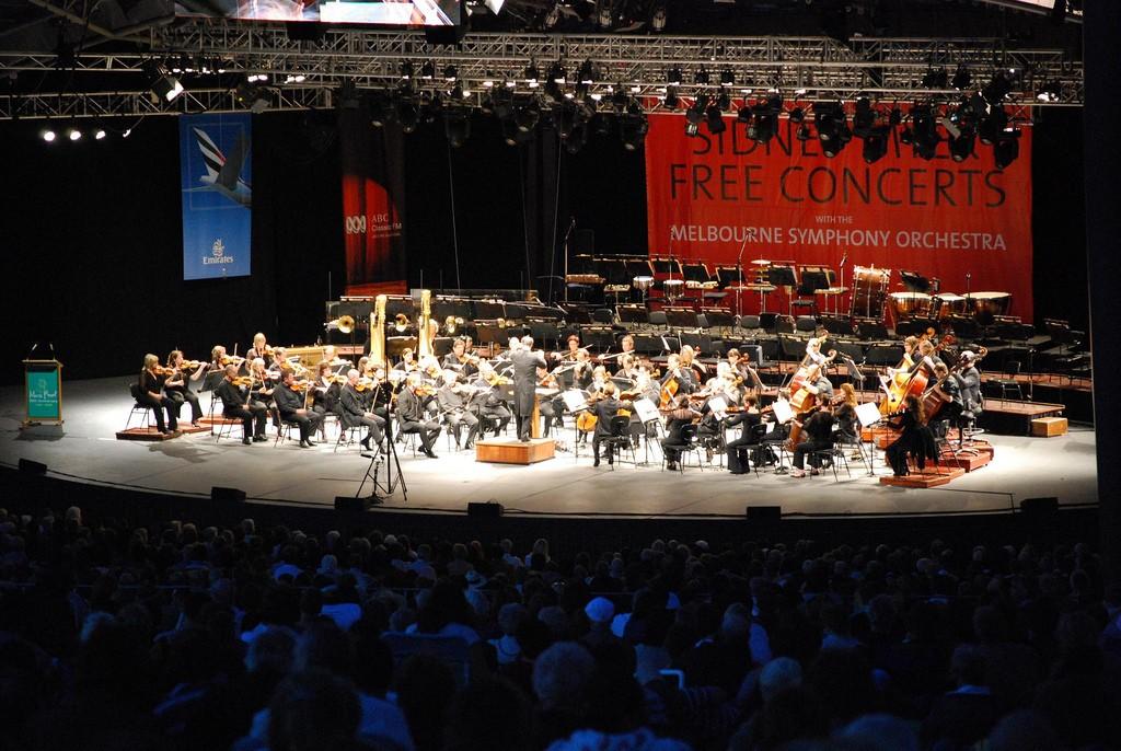 Melbourne Symphony Orchestra   Alpha/Flickr