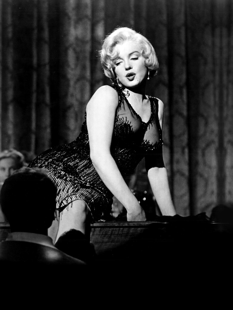 Marilyn Monroe inSome Like It Hot – 1959 |© AF archive / Alamy