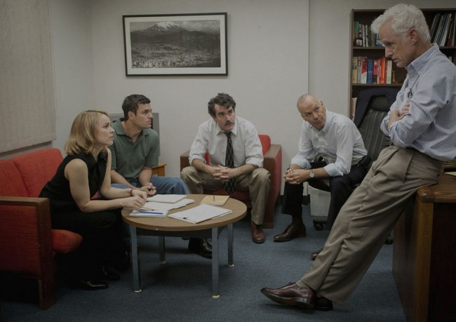 Still, Spotlight (2015) | © Anonymous Content, Participant Media