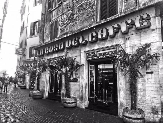 La Casa del Caffè Tazza d'Oro