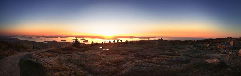 Sunrise on Cadillac | Courtesy Heather Anderson