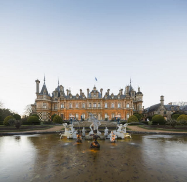 Waddesdon Manor | © National Trust Images/Chris Lacey