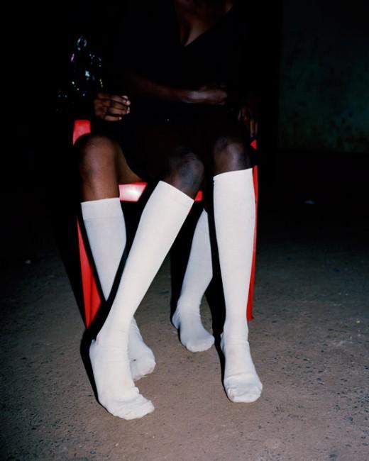 © Viviane Sassen | series Parasomia| White Socks #2
