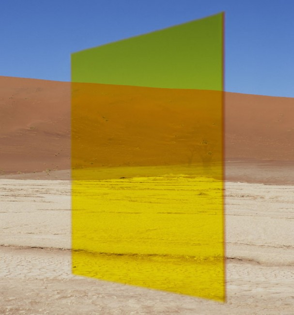 © Viviane Sassen | series UMBRA | Yellow Vlei