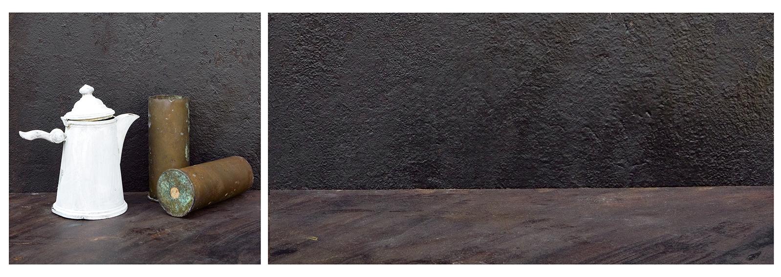 White Kulla 2008, dyptic, Lambda Print | © Maïmouna Guerresi