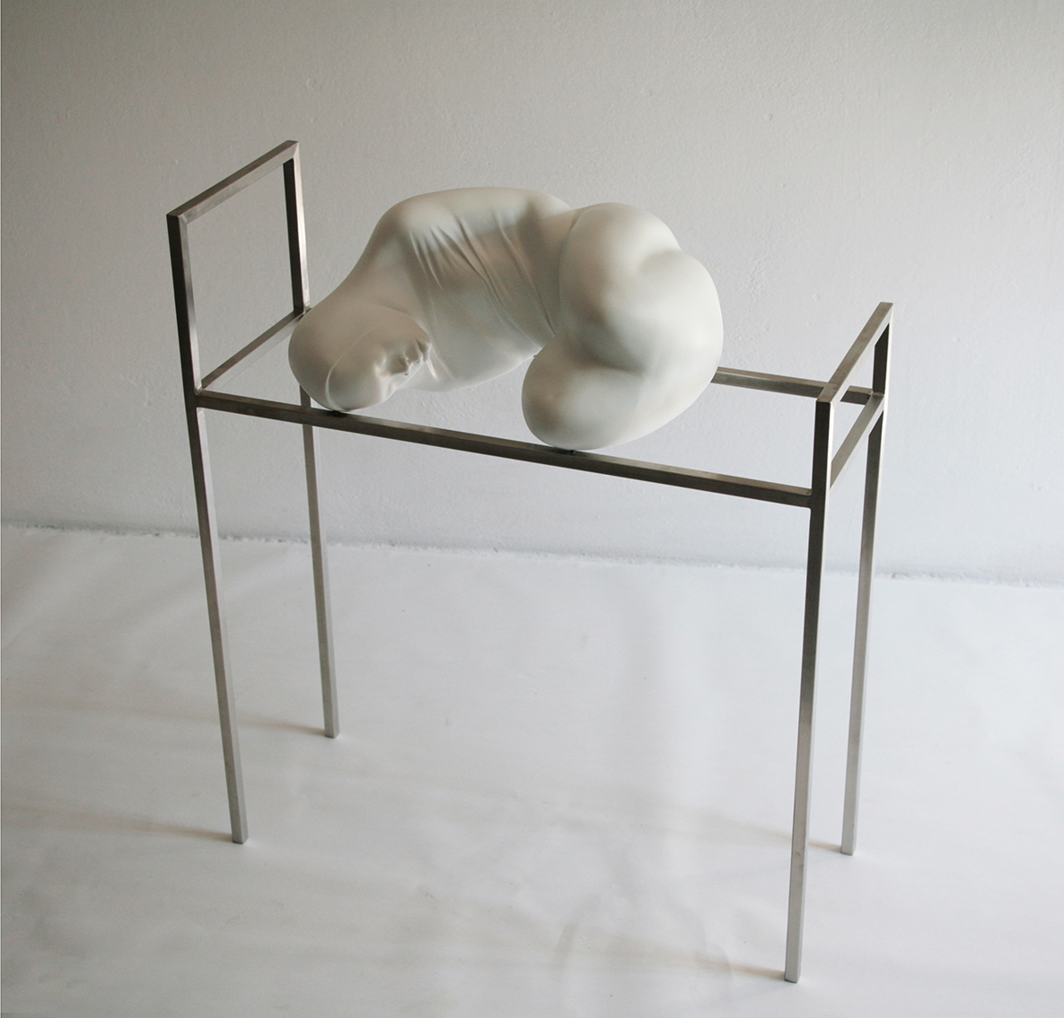 Adama 2009, Resin Sculpture | Maïmouna Guerresi