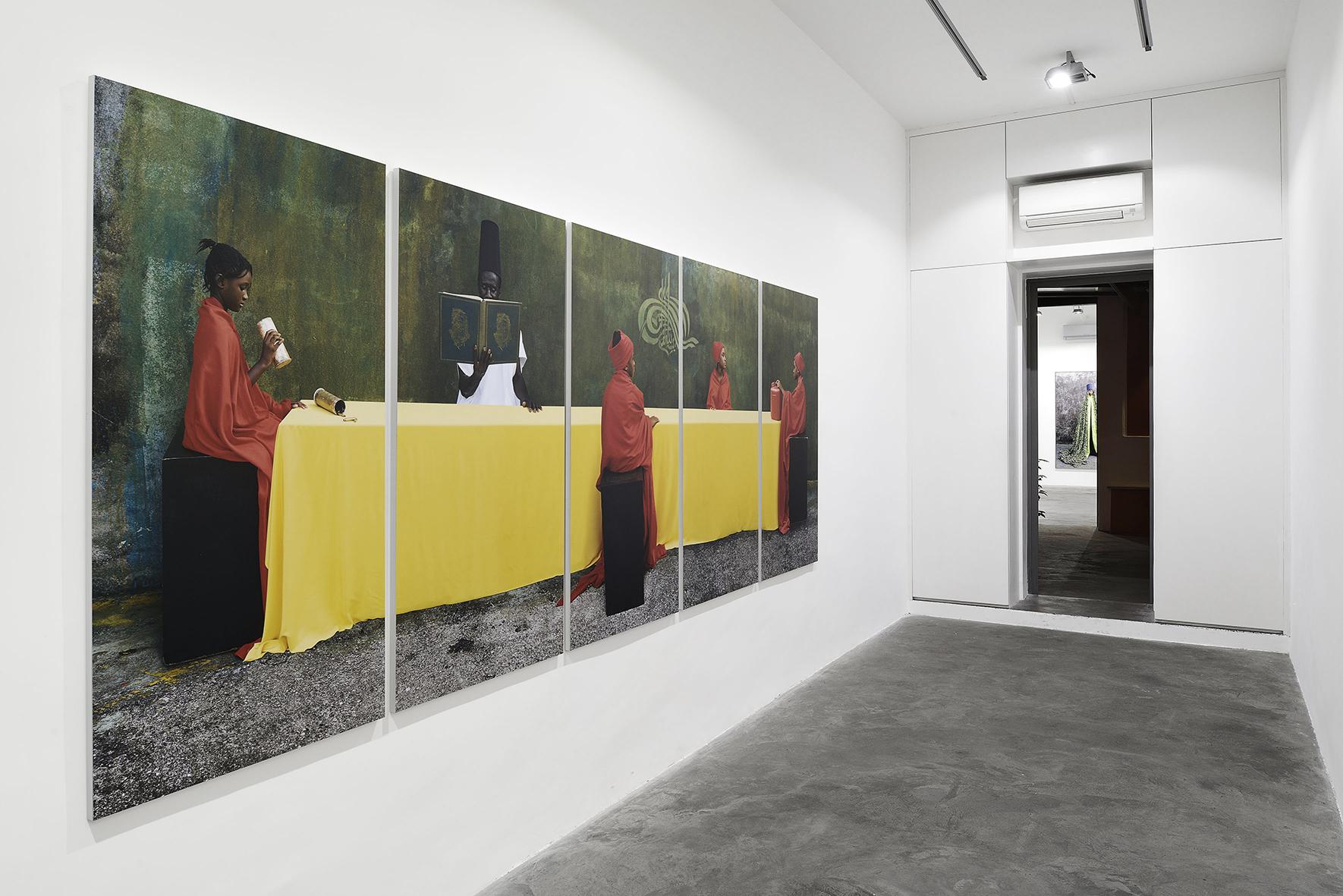 Talwin 2015-16, Matèria Gallery Rome | © Maïmouna Guerresi