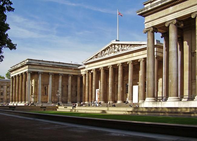The British Museum in London | © Ham/Wikicommons