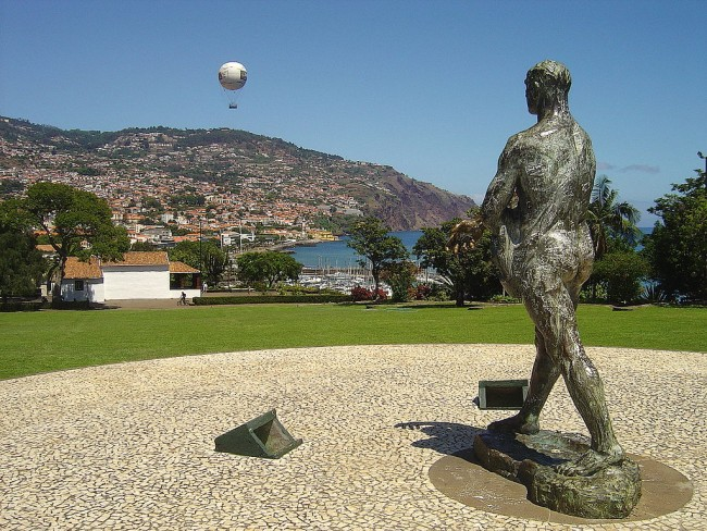 Funchal, Portugal   © Portuguese_eyes/WikimediaCommons