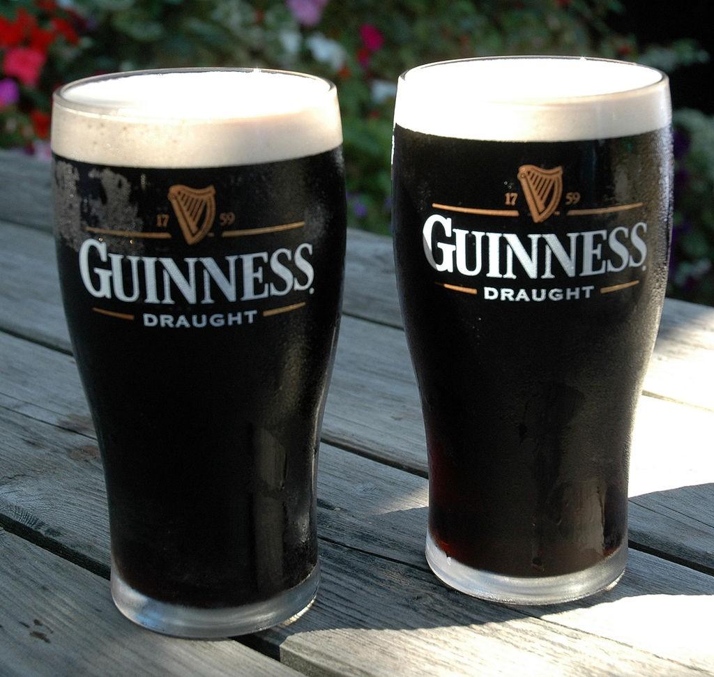 Guinness   © Haraldbischoff / WikiCommons