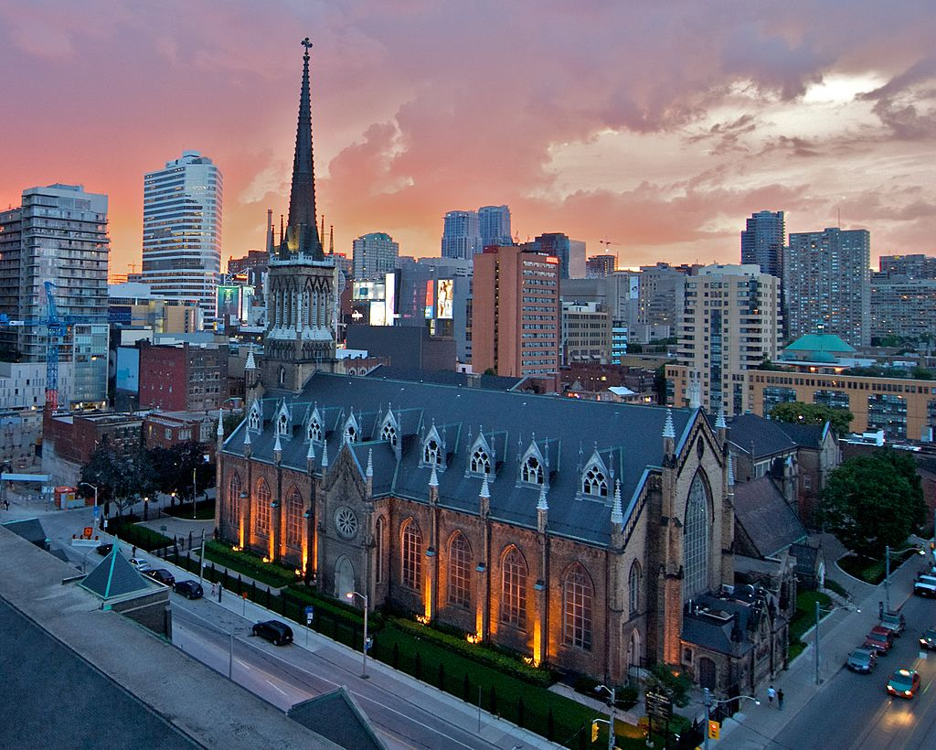 10 of torontos most stunning churches amp cathedrals