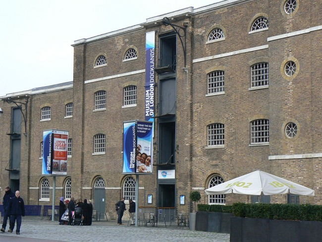 Museum of London Docklands | © British Postal Museum & Archive / WikiCommons