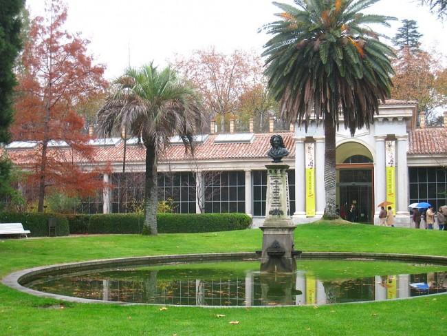 Royal Botanic Garden of Madrid | © Daderot / WikiCommons