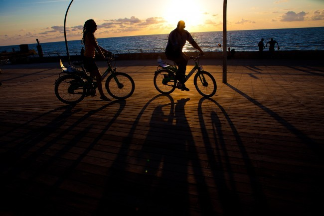Tel Aviv Port   Courtesy of israelphotogallery/flickr