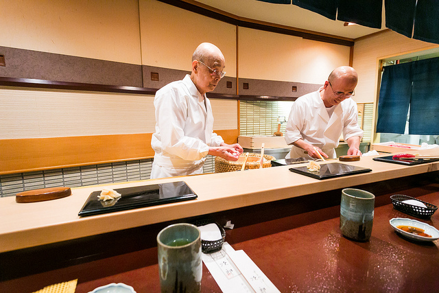 Sukiyabashi Jiro | © City Foodsters/Flickr