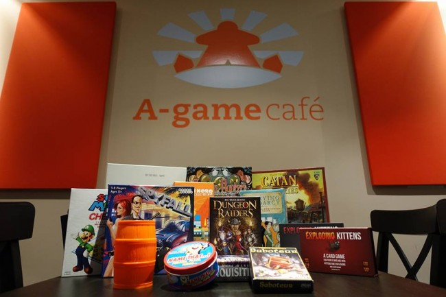 A-Game Cafe | Courtesy of A-Game Cafe