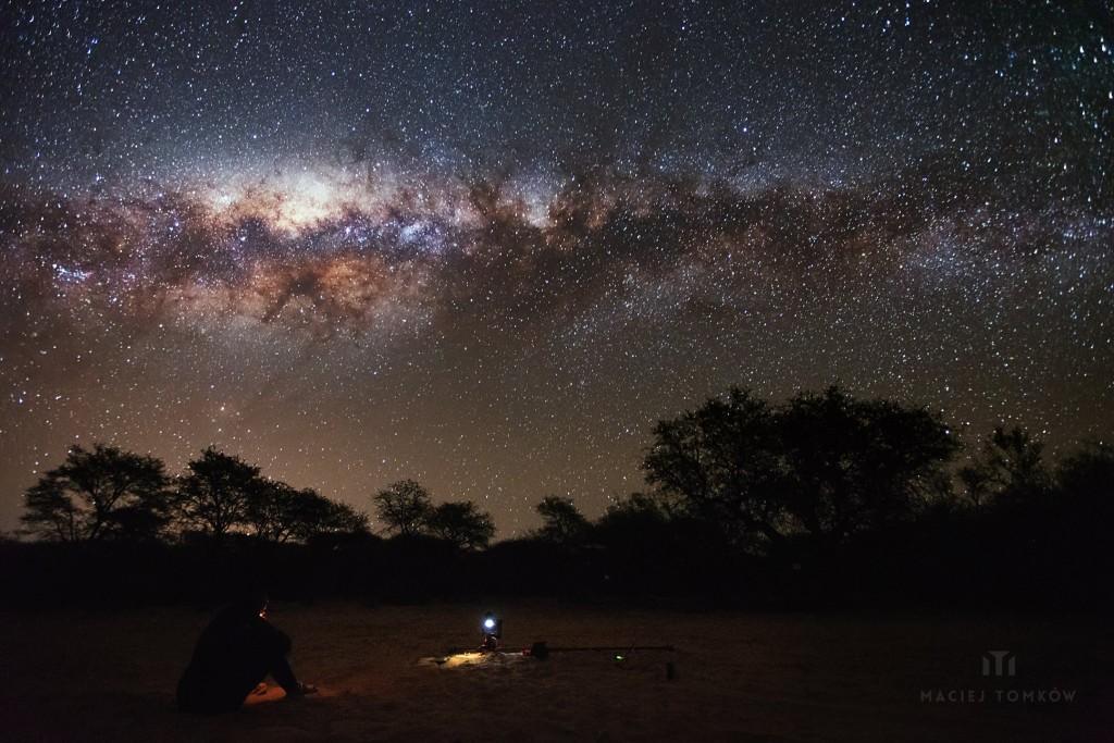 Dqae Qare San Lodge in Botswana   Courtesy of Maciej Tomkow