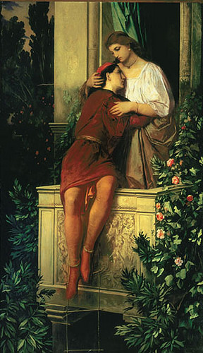 Romeo and Juliet artwork | © Irina / Flickr