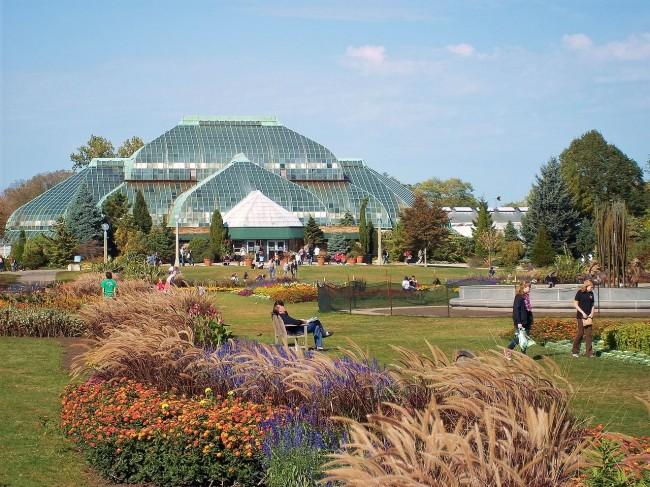 Lincoln Park Conservatory | © Alanscottwalker/Wikicommons