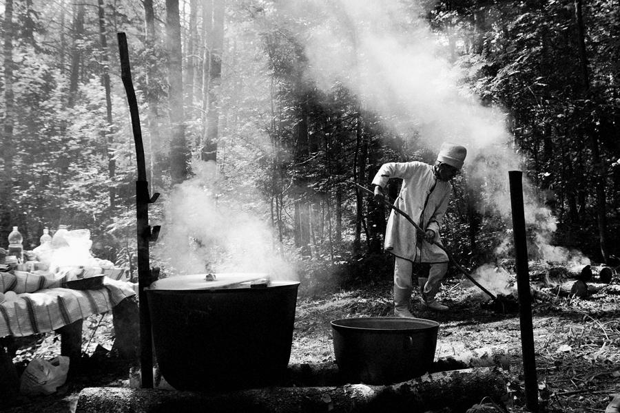 Mari Sacrifice © Sergey Poteryaev