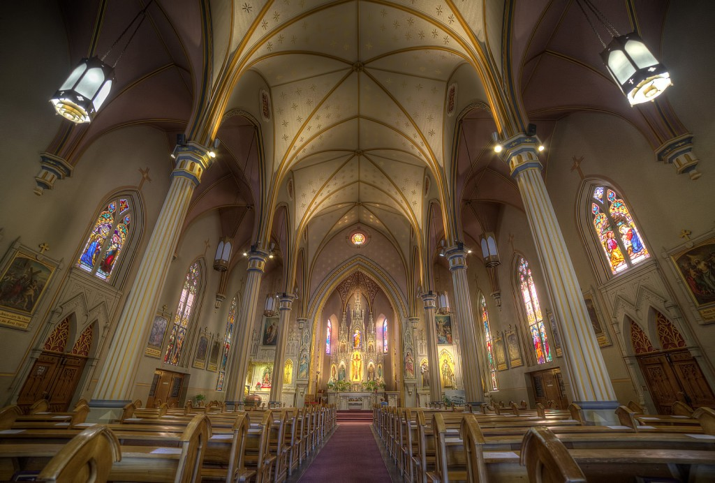 St Joseph S Catholic Church Ralph Arvesen Flickr