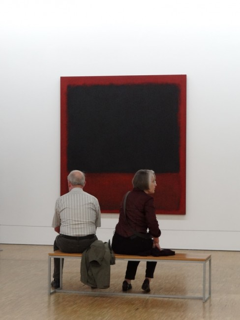 Mark Rothko/©Esther Westerveld/Flickr