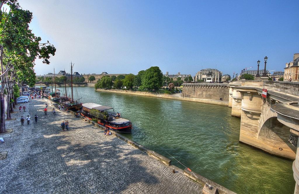 La Seine, Paris|© Flickr/Claude Attard