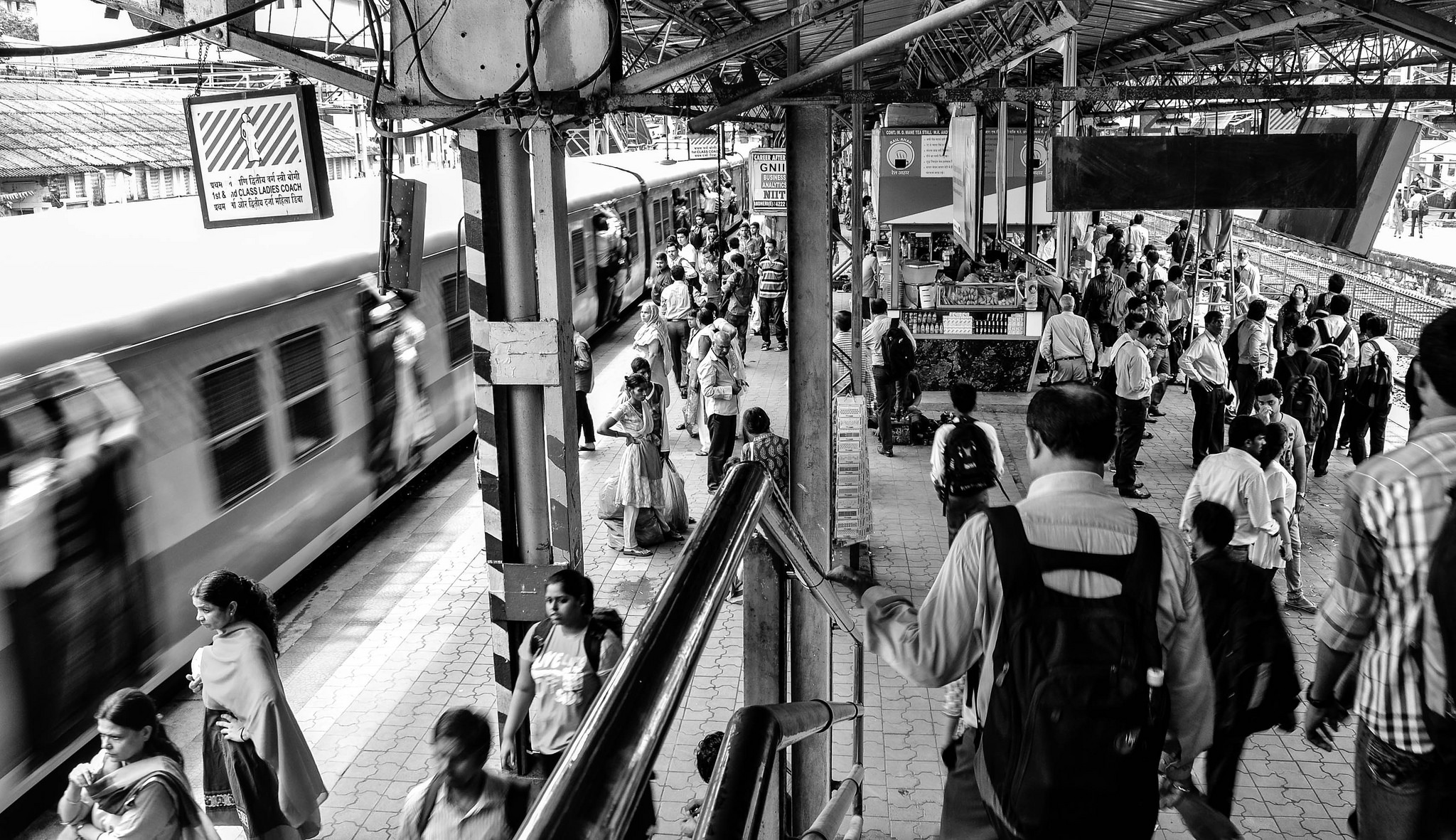 Facts About Mumbai S Unique Local Train System