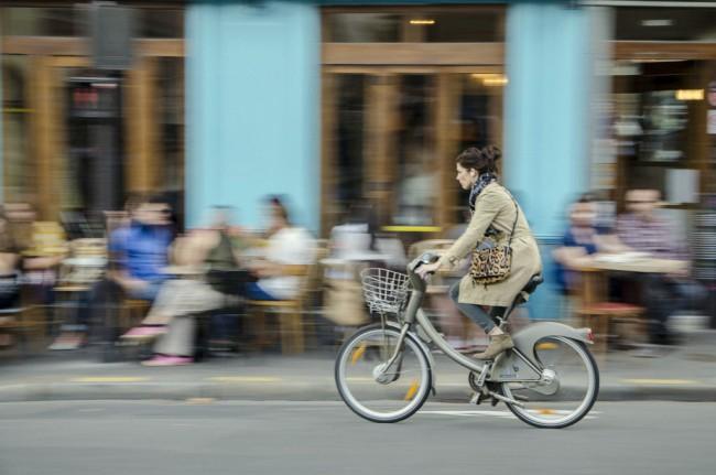 Vélib | © Bea/Flickr