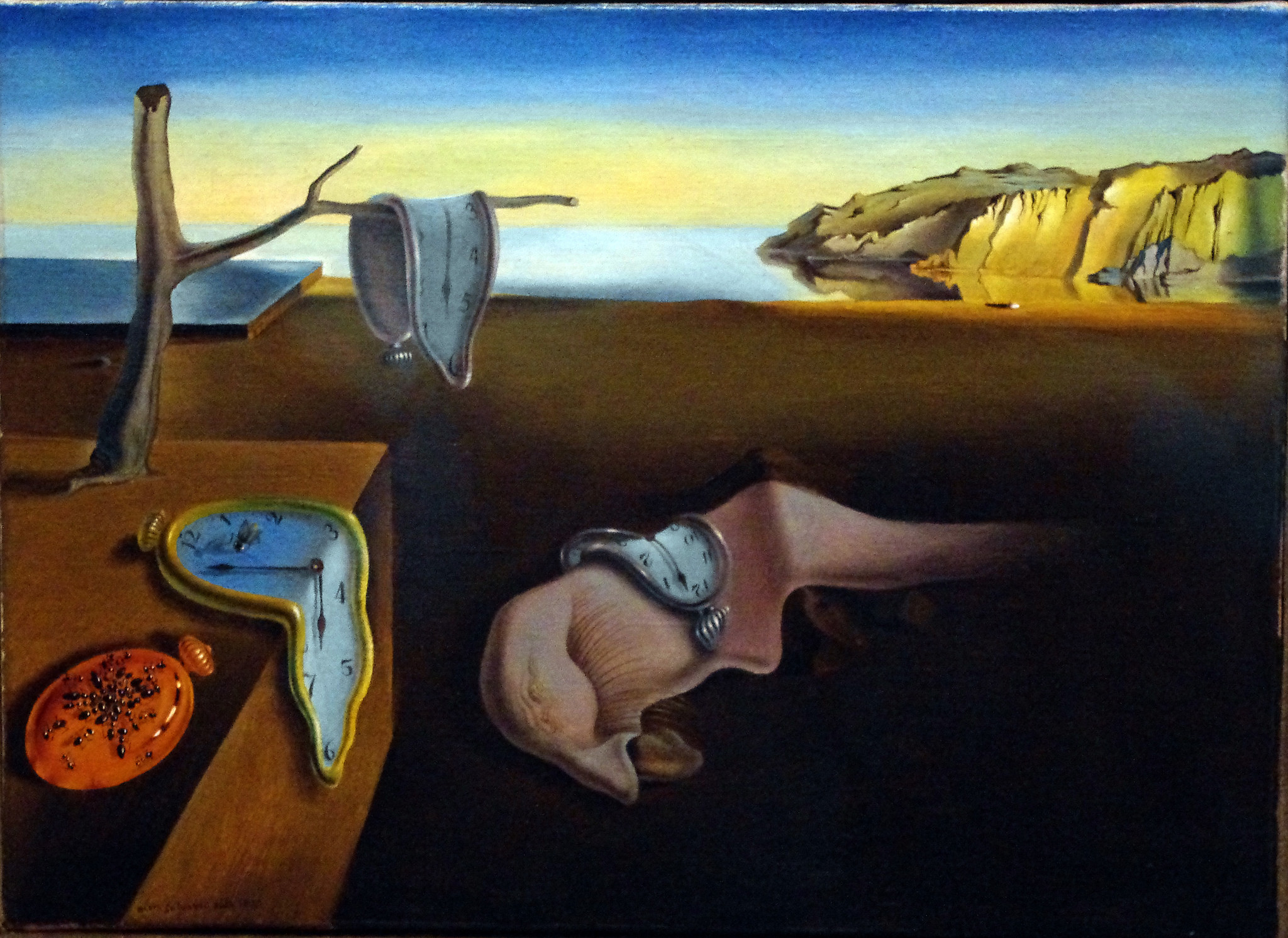 10 Must-Know Artworks By Salvador Dalí