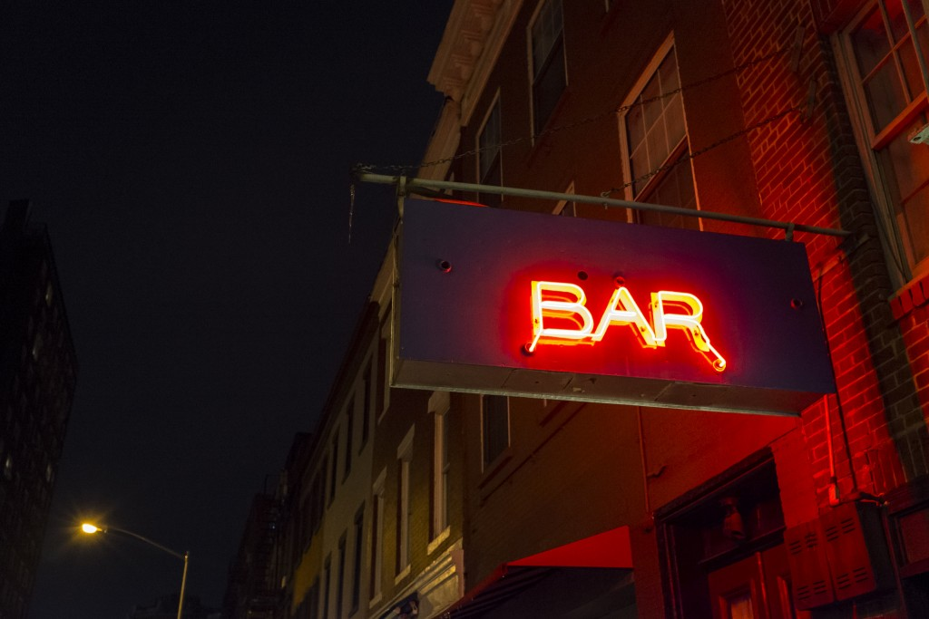 .Bar. |© Billie Grace Ward/Flickr