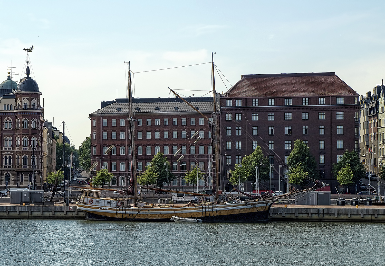 Helsinki, Finland / Courtesy of Schooner Valborg