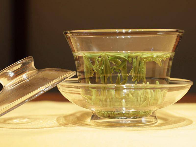 Green Tea Qi Ye Qing-1 | © Pandatea Art/Flickr