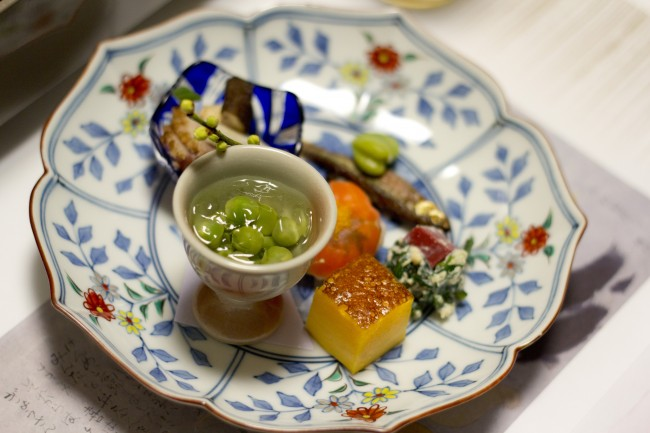 Kaiseki appetizer | © Japanexperterna.se/Flickr