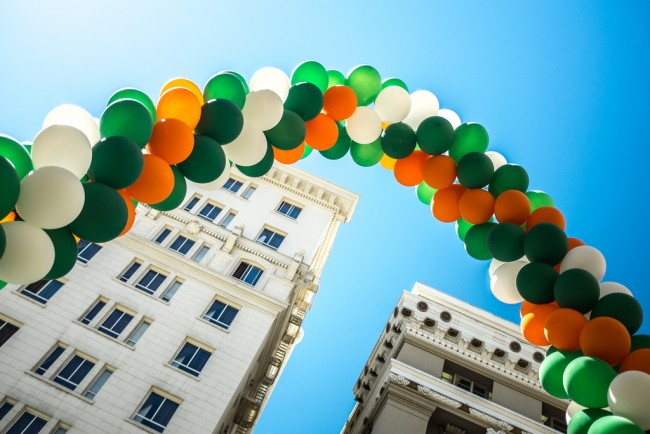 St. Patrick's Day Rainbow | © Sonny Abesamis / Flickr