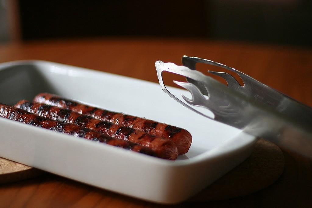 sausage | ©Wayne Truong/flickr