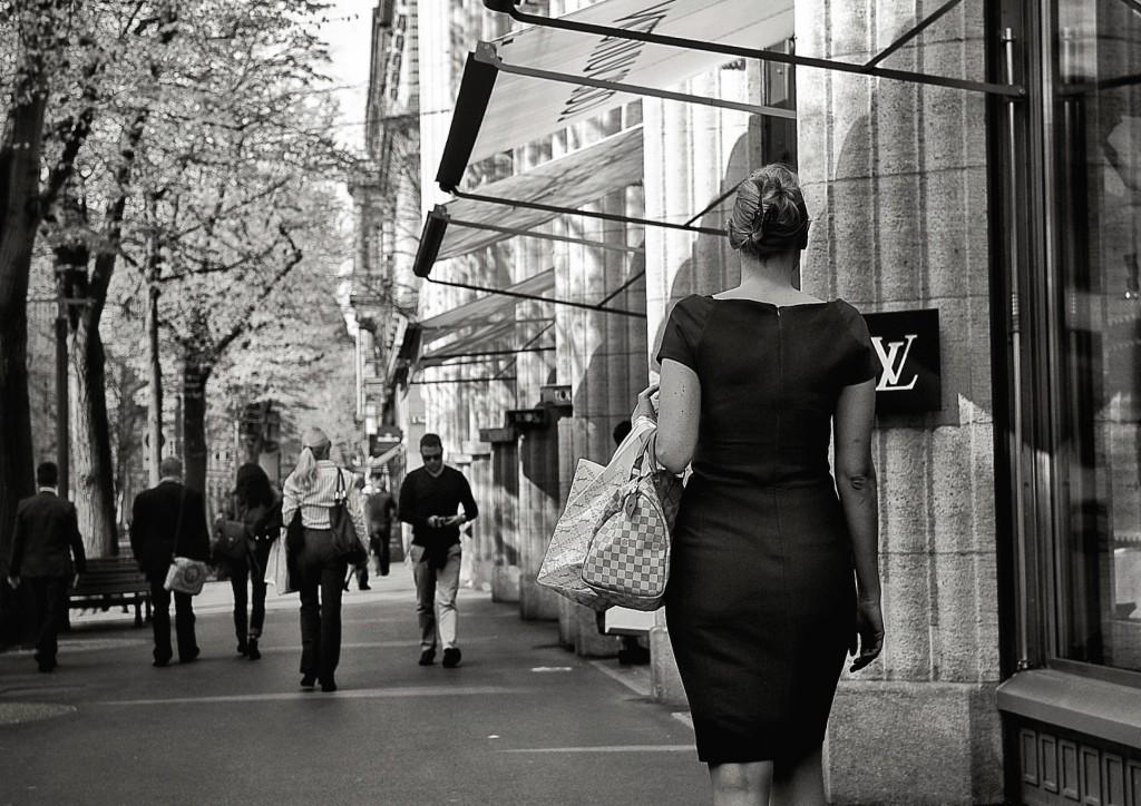 The oldest designer of our list; Louis Vuitton © Thomas8047 / Flickr