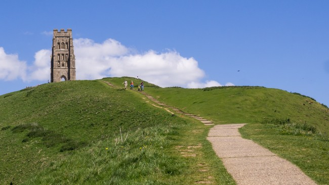 Glastonbury Tor | © Ed Webster/Flickr