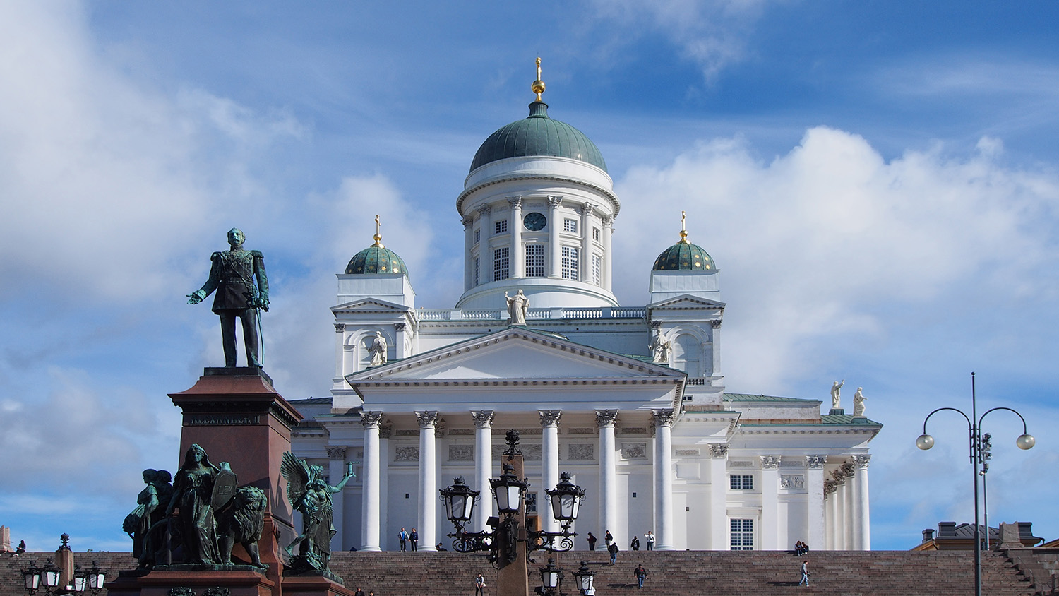 Helsinki Cathedral / Courtesy of Wilson Hul
