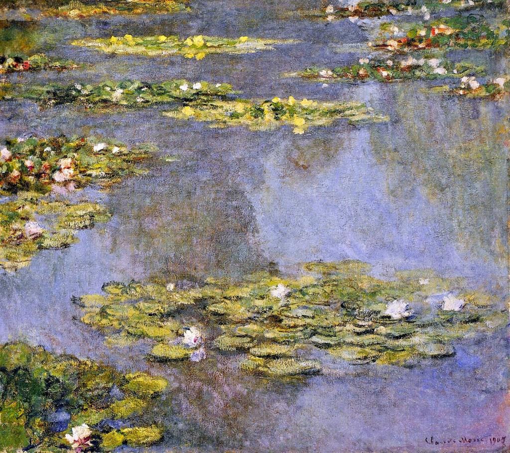 Water lillies, 1905 © Art Gallery ErgsArt - by ErgSap / Flickr