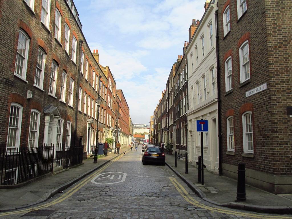 Elder Street, London